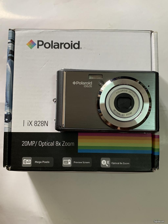 Máy ảnh Polariod iX828 20 MP, Zoom 8X chính hãng, end 23h00 22/09/2019 - 3