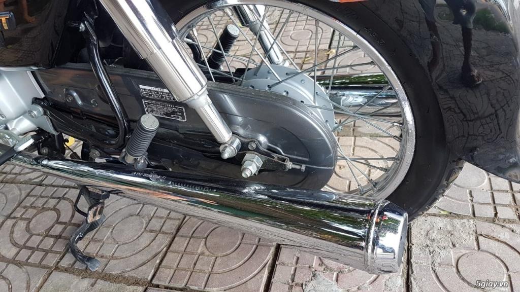 Cần Bán: Honda cd125 2002(đời cuối) odo 6k/km như xe thùng. - 2