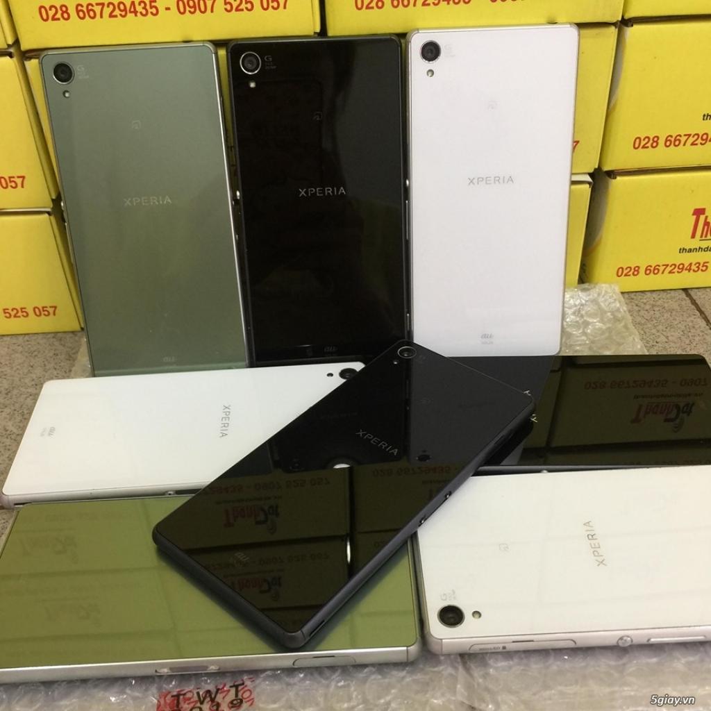 Chuyên Sỉ & Lẻ Sony Z3 Ram 3GB Giá Cực Rẻ Tại Tp.hcm, Ship Tận Nơi - 1