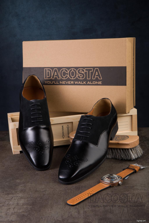 Tiệm Giày Dacosta - Những Mẫu Giày Tây Oxford Hot Nhất 2019 - 7