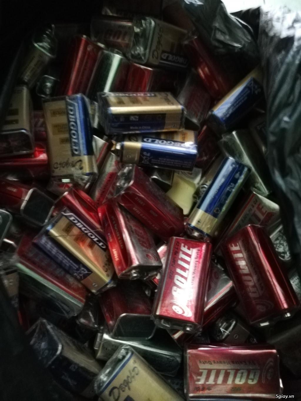 Bán pin 9v loại thường 2000 1 viên - 1