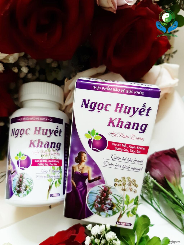 Sản phẩm chăm sóc sức khỏe Ngọc Huyết Khang - 4