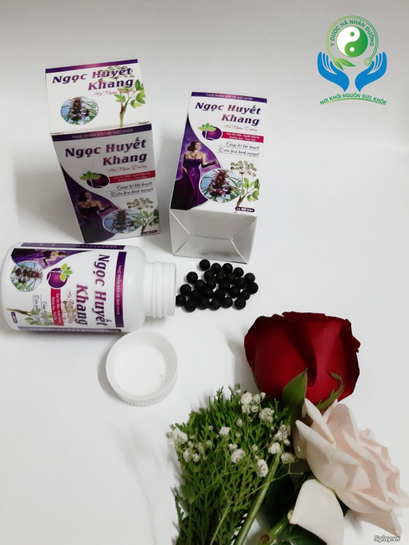 Sản phẩm chăm sóc sức khỏe Ngọc Huyết Khang - 2