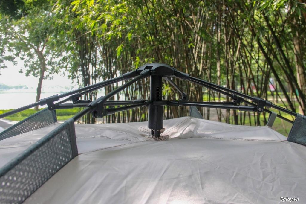 Lều dã ngoại bung tự động 4 người Gazelle Outdoors - 3