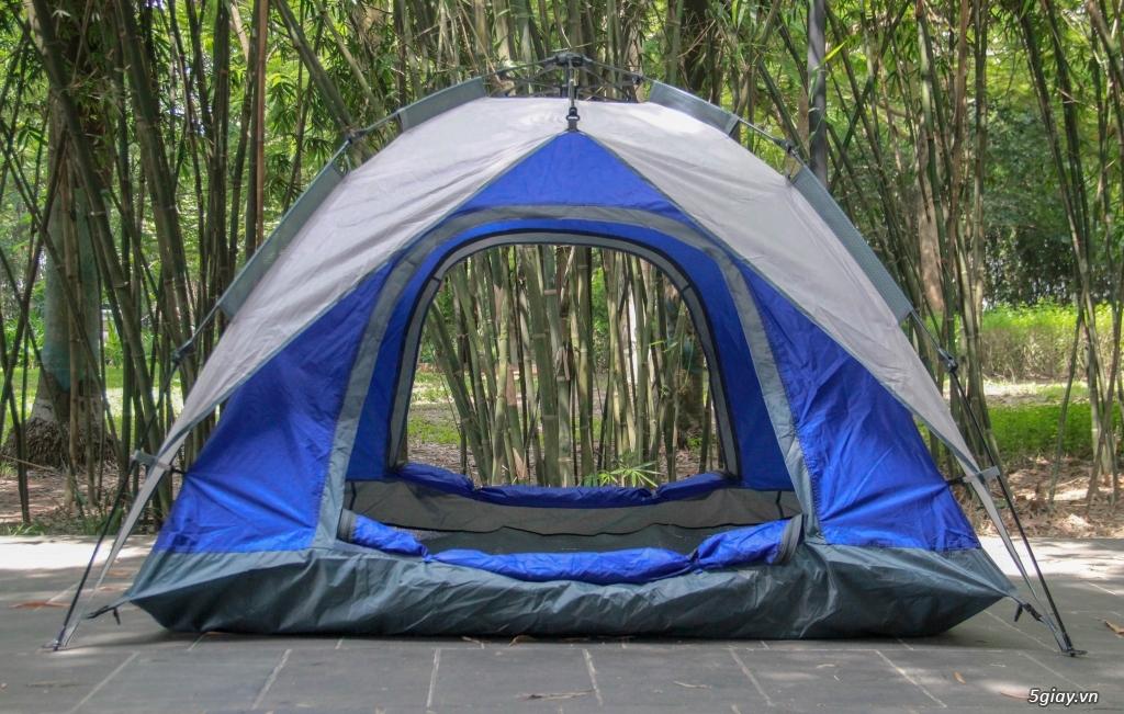 Lều dã ngoại bung tự động 4 người Gazelle Outdoors