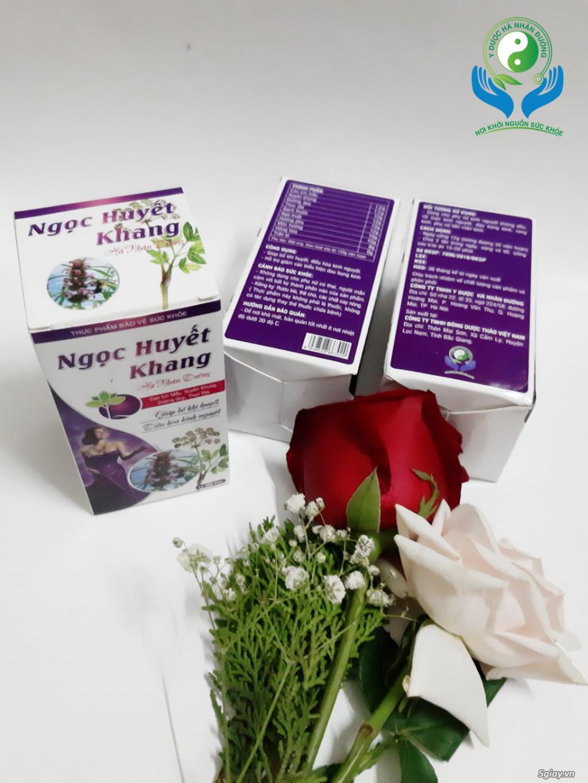 Sản phẩm chăm sóc sức khỏe Ngọc Huyết Khang - 3