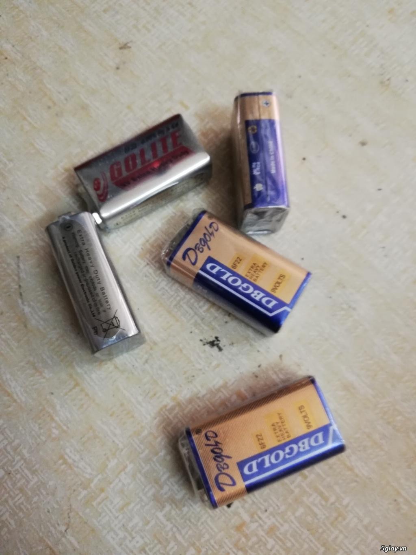 Bán pin 9v loại thường 2000 1 viên
