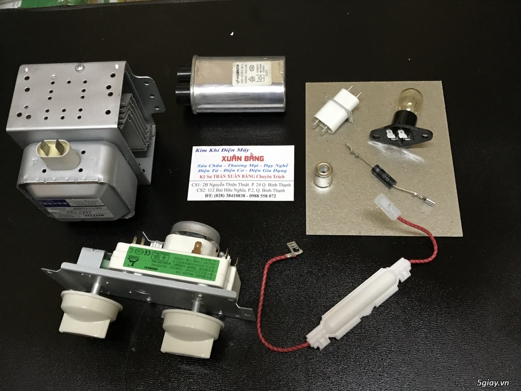 Chuyên sửa chữa lò vi sóng - lò nướng - máy nướng bánh các loại ... - 7