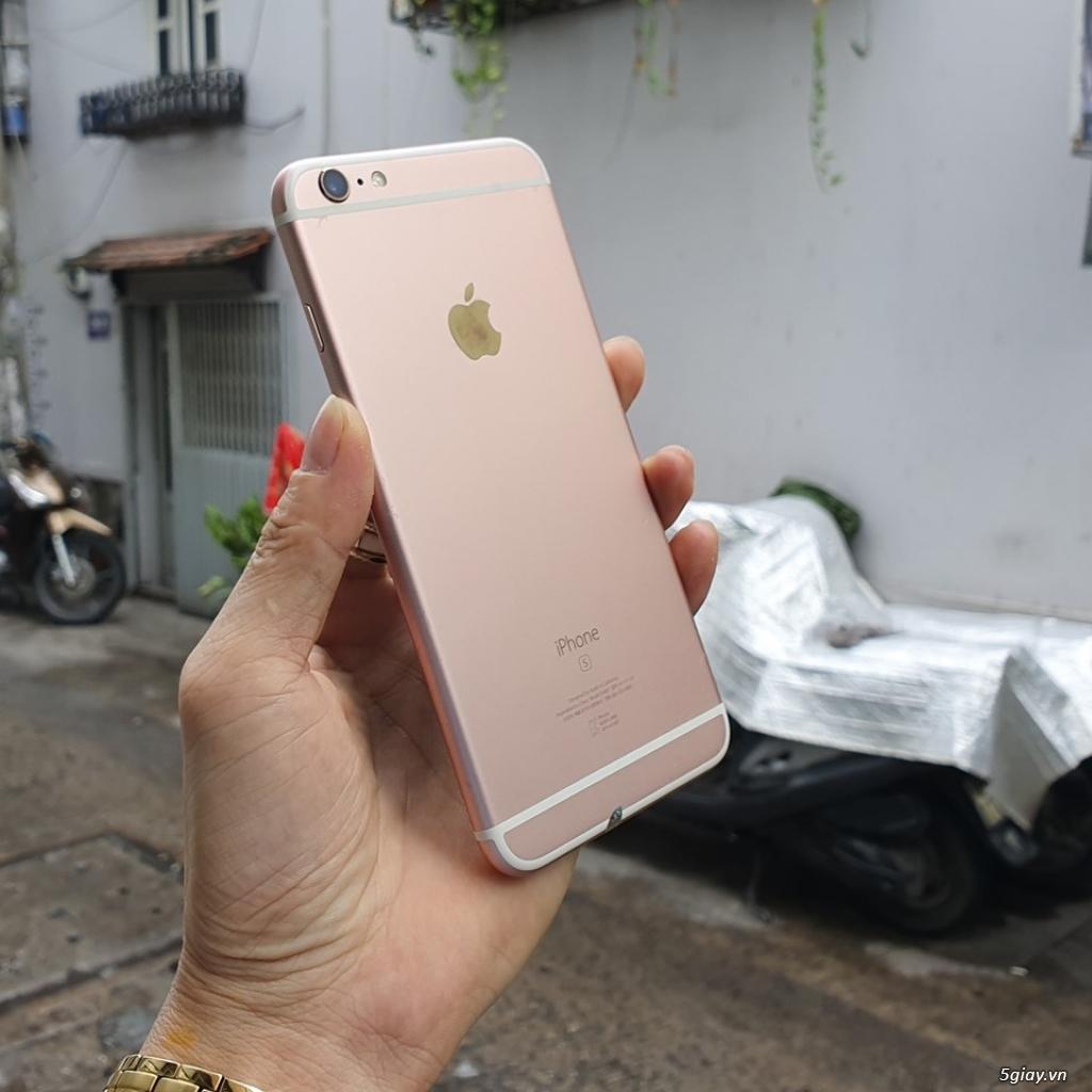 iPhone 6S Plus 16GB QUỐC TẾ Nguyên Zin Hàn Quốc - 1