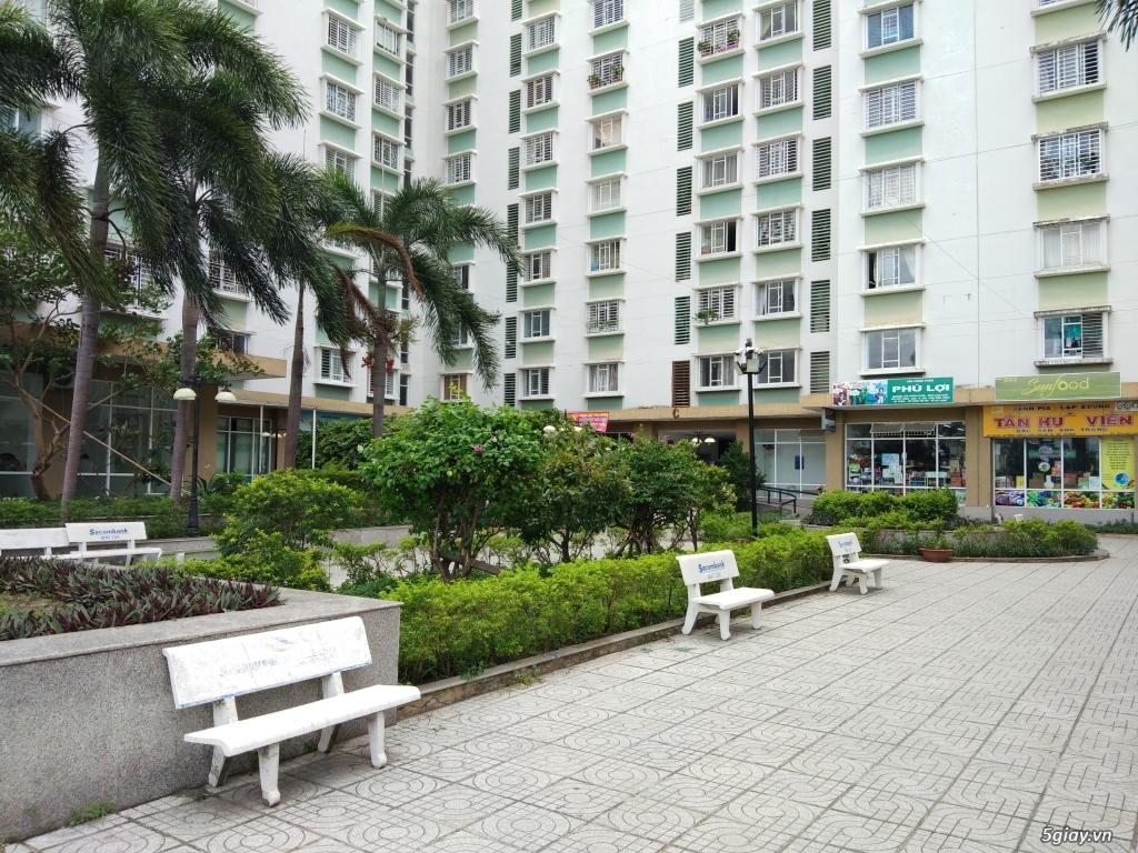 Cần Bán: Căn Hộ Phú Lợi D1, 71m2, 2PN, SHR - 4