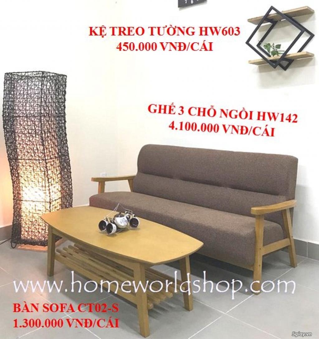 SOFA PHÒNG KHÁCH - NỘI THẤT HOMEWORLD - 17