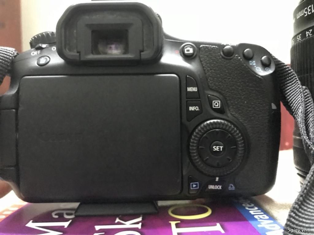 [TP.HCM] Cần nhượng lại Canon 60D chụp 5k shot full phụ kiện. - 1