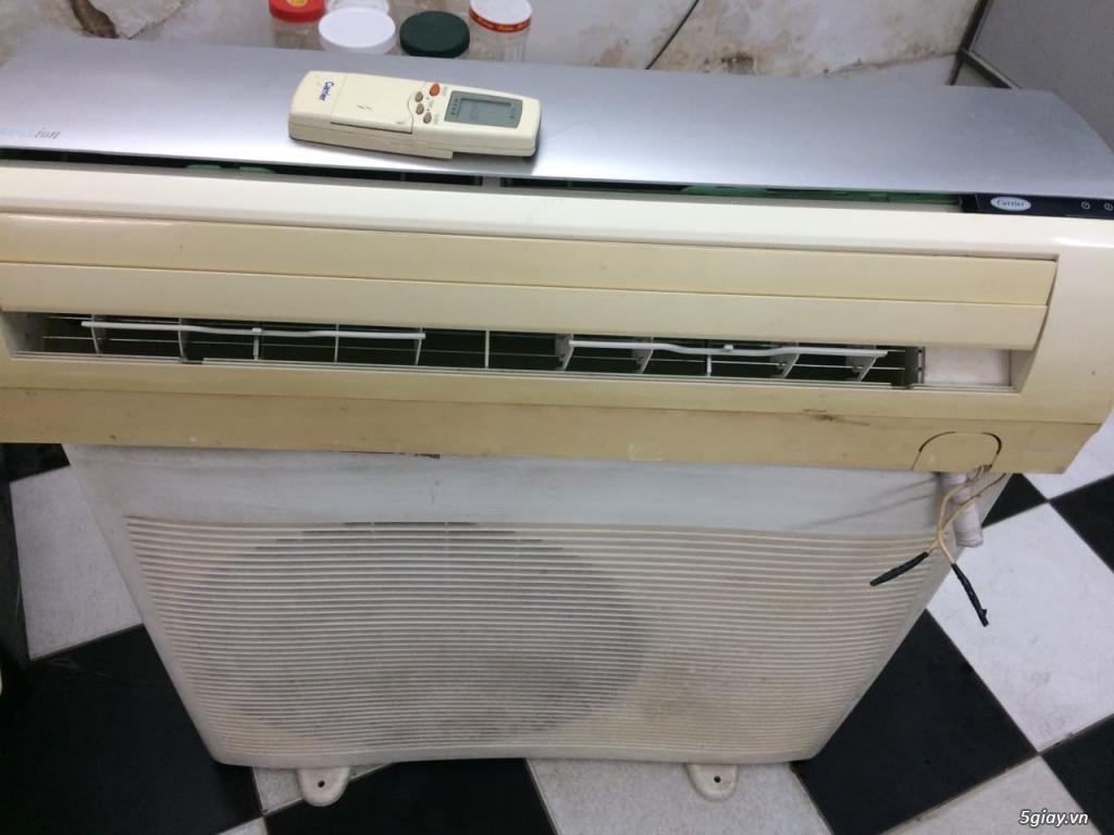 Bán máy lạnh Carrier