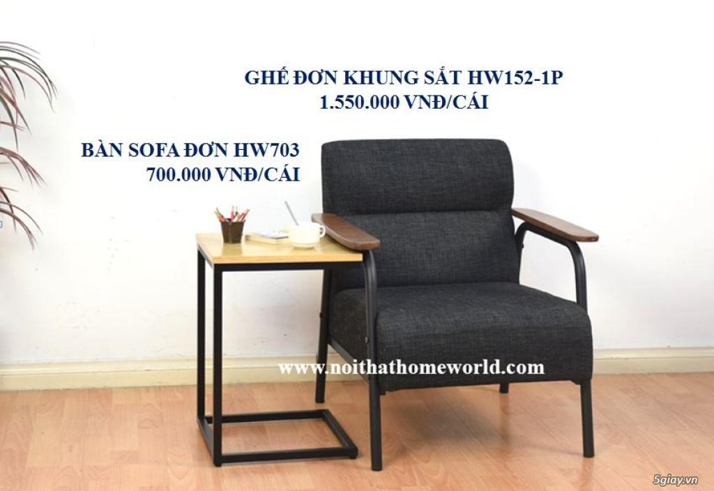 SOFA PHÒNG KHÁCH - NỘI THẤT HOMEWORLD - 15