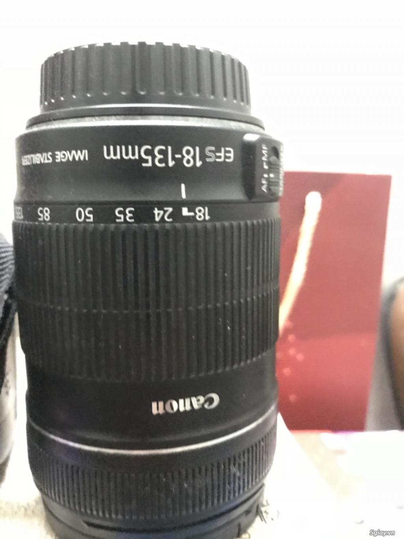 [TP.HCM] Cần nhượng lại Canon 60D chụp 5k shot full phụ kiện. - 2
