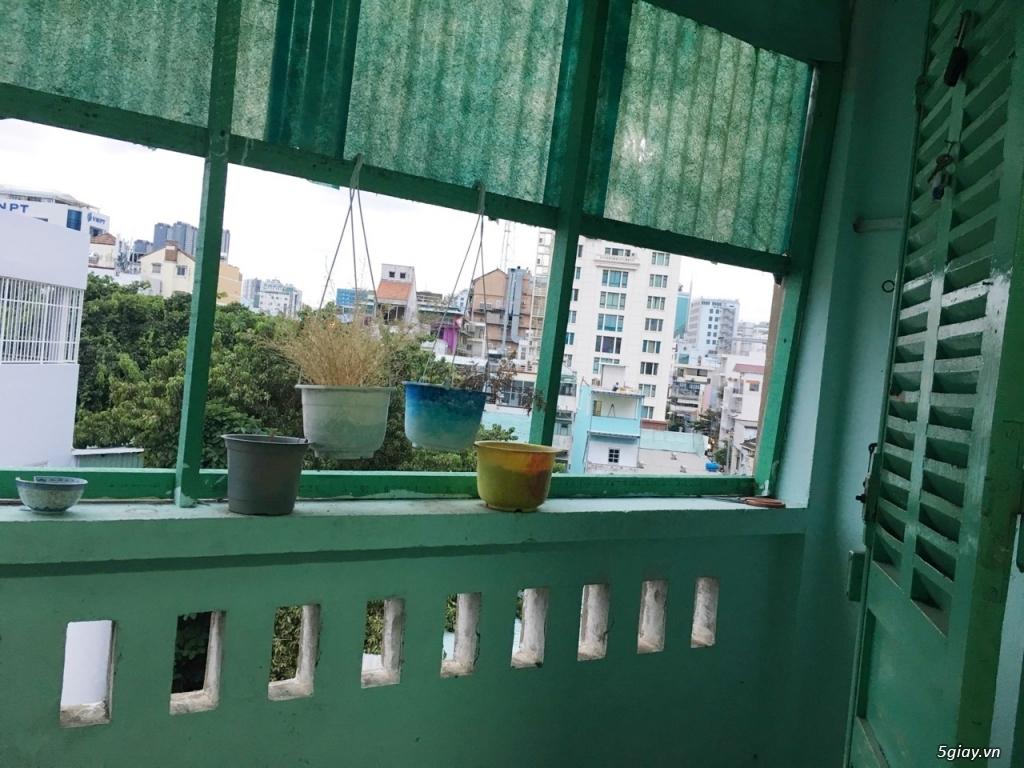 Cho thuê phòng lầu 4 nhà mặt tiền quận 1 đường Nguyễn Văn Giai - 3