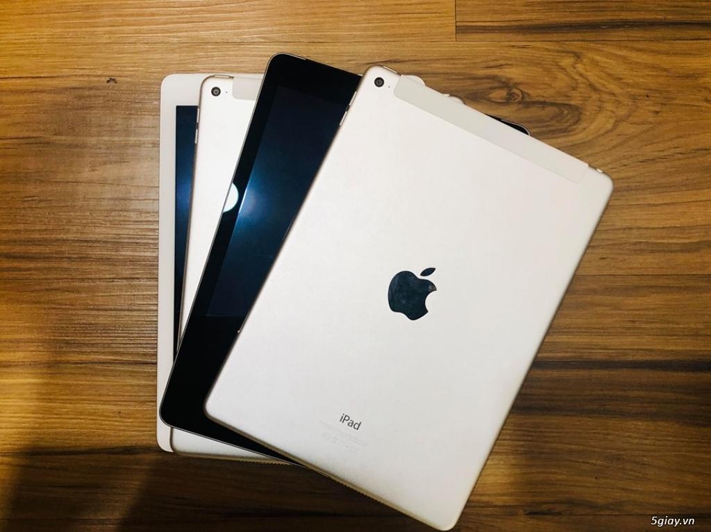 iPad Air 2 16Gb Trắng/ Đen dùng rồi xài êm ru - TP Hồ Chí Minh - Five vn