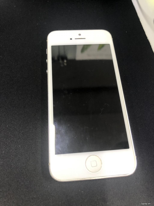 iphone 5 white 16gb - 2