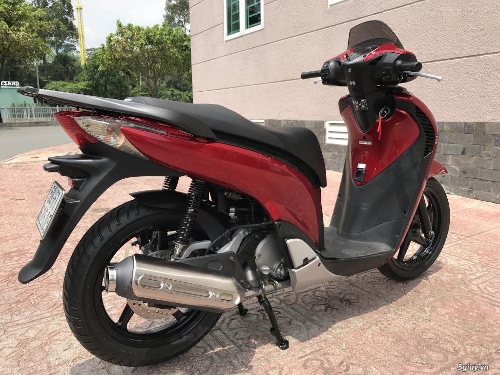 Honda sh ý đời 2014 _ màu đỏ đen cần bán gấp