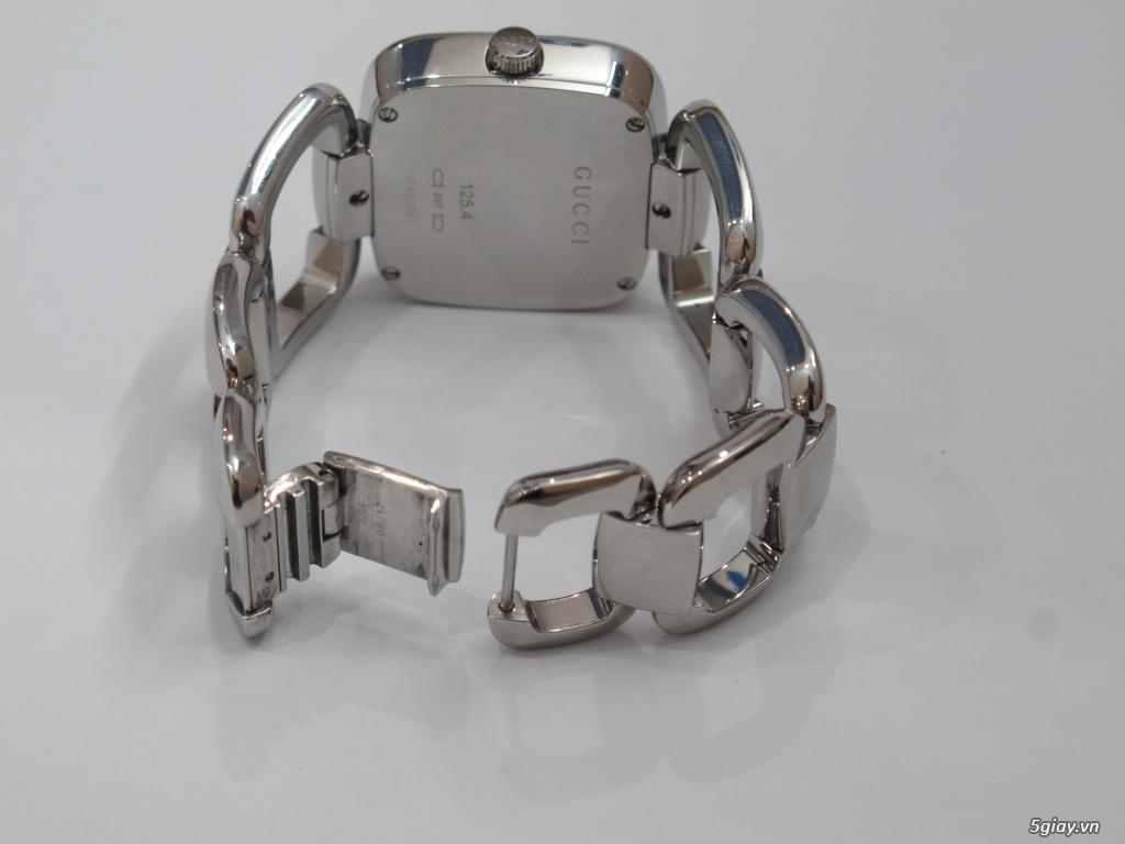 Đồng hồ guuuu Nữ mặt số đính kim cương giá bình dân - 1