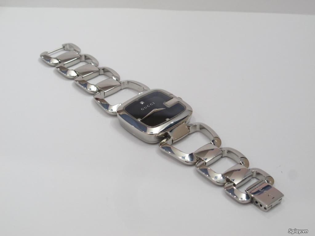 Đồng hồ guuuu Nữ mặt số đính kim cương giá bình dân