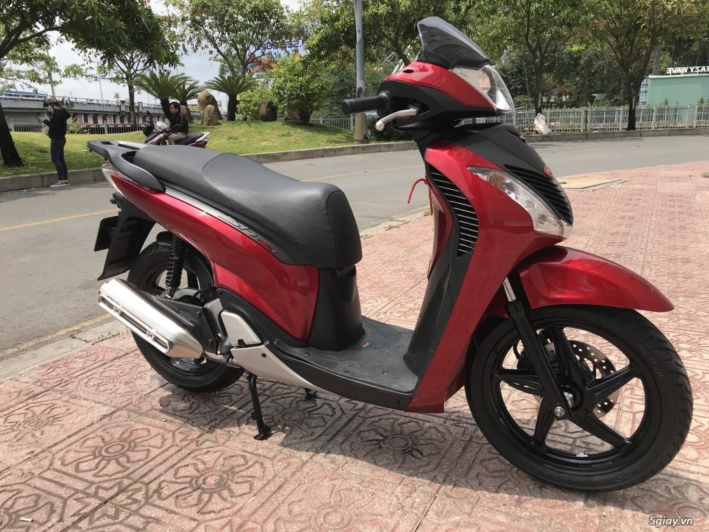 Honda sh ý đời 2014 _ màu đỏ đen cần bán gấp - 3