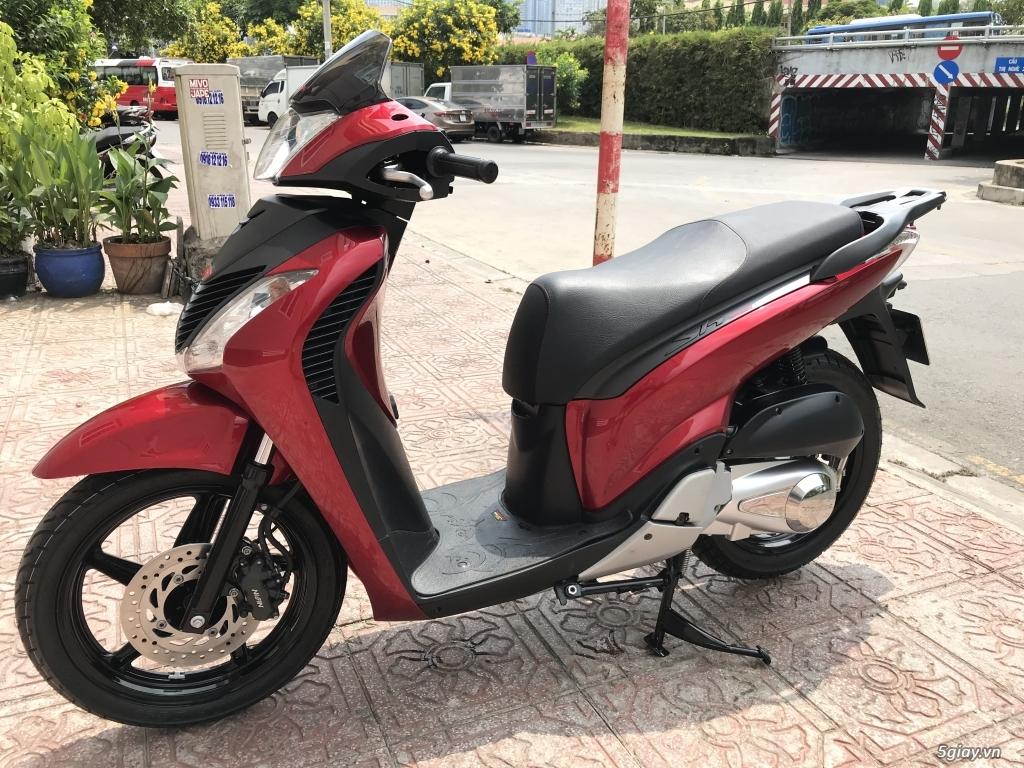 Honda sh ý đời 2014 _ màu đỏ đen cần bán gấp - 2