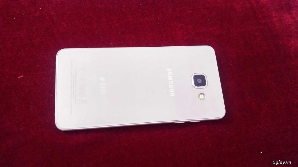 Bán xác Samsung Galaxy A5 2016, bị vỡ màn và HTC10 - 3