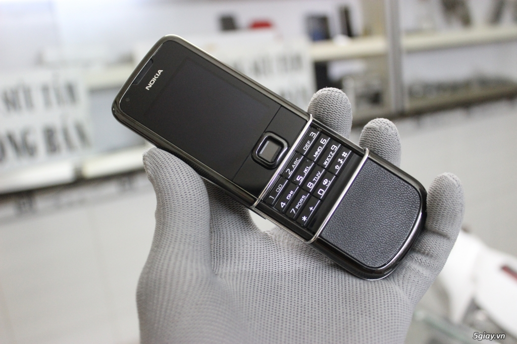 Chuyên Mua. Bán Vertu - Nokia 8800 - 6700 - 8600 luna. Chính hãng. - 15