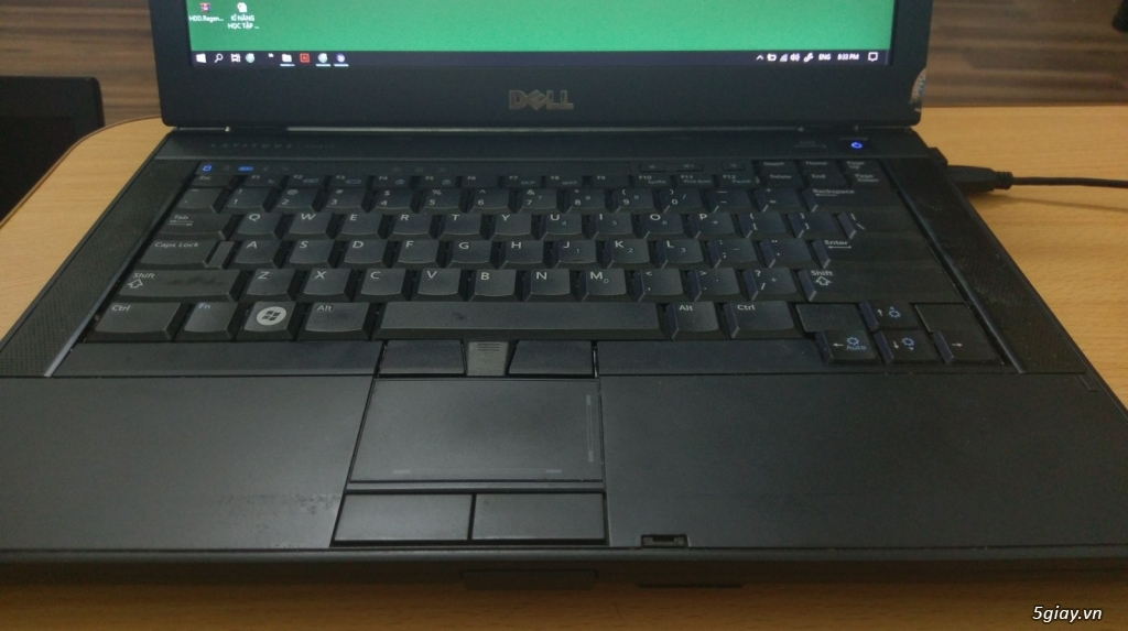 Bán Laptop Dell E6410 Core i7 2,67Ghz, 8GB, SSD 250G, HDD256G - 3