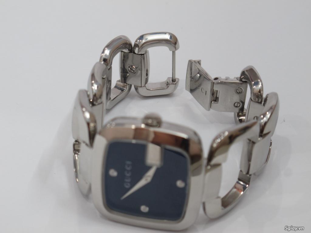 Đồng hồ guuuu Nữ mặt số đính kim cương giá bình dân - 11