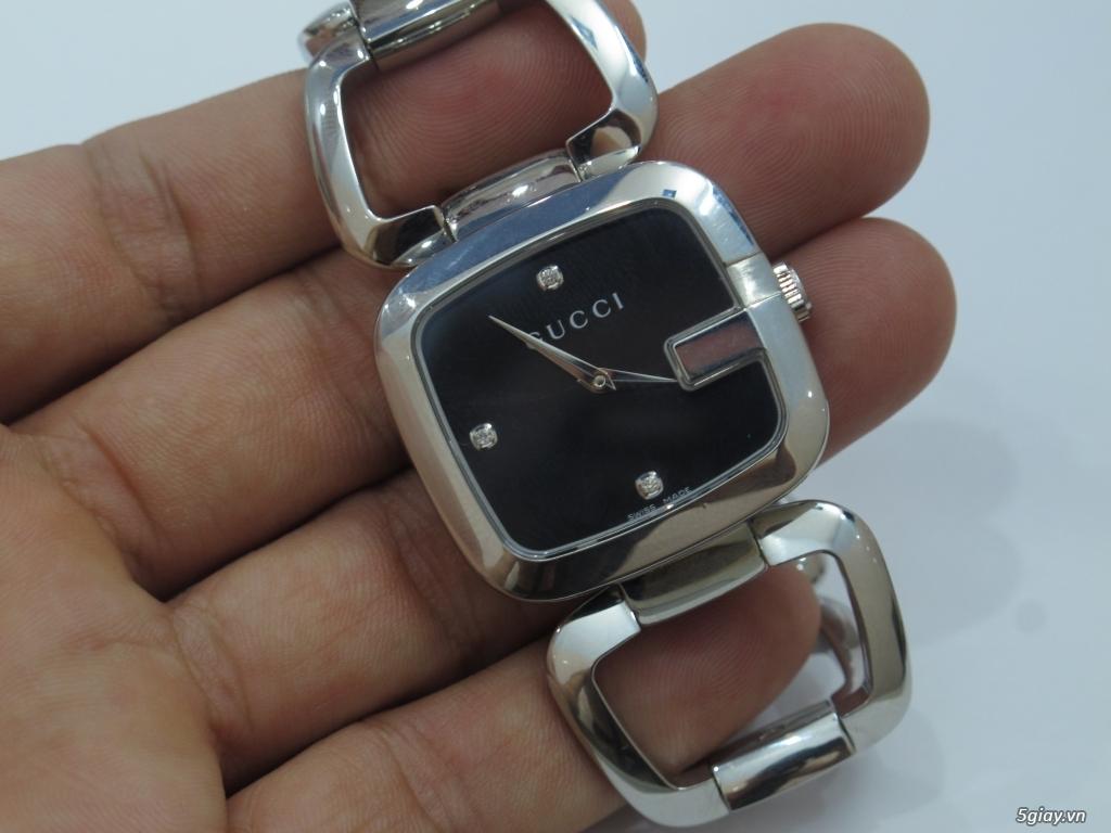 Đồng hồ guuuu Nữ mặt số đính kim cương giá bình dân - 12