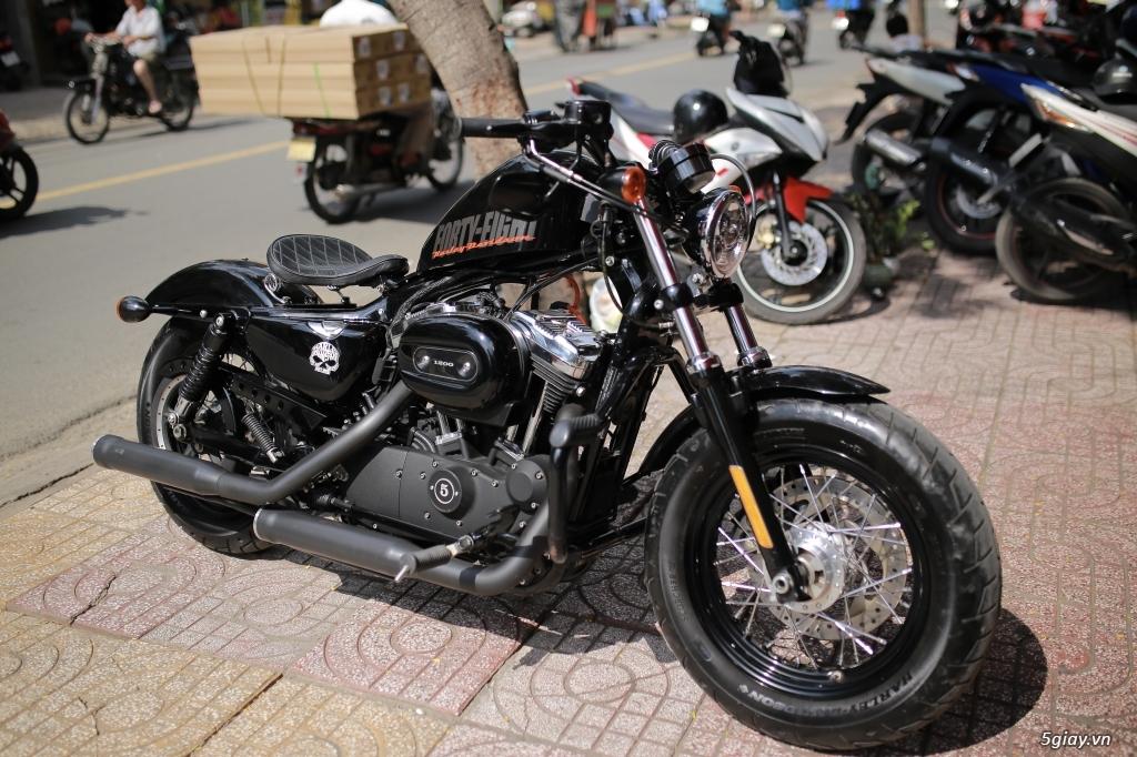 Harley davidson 48 hqcn giá sinh viên - 1