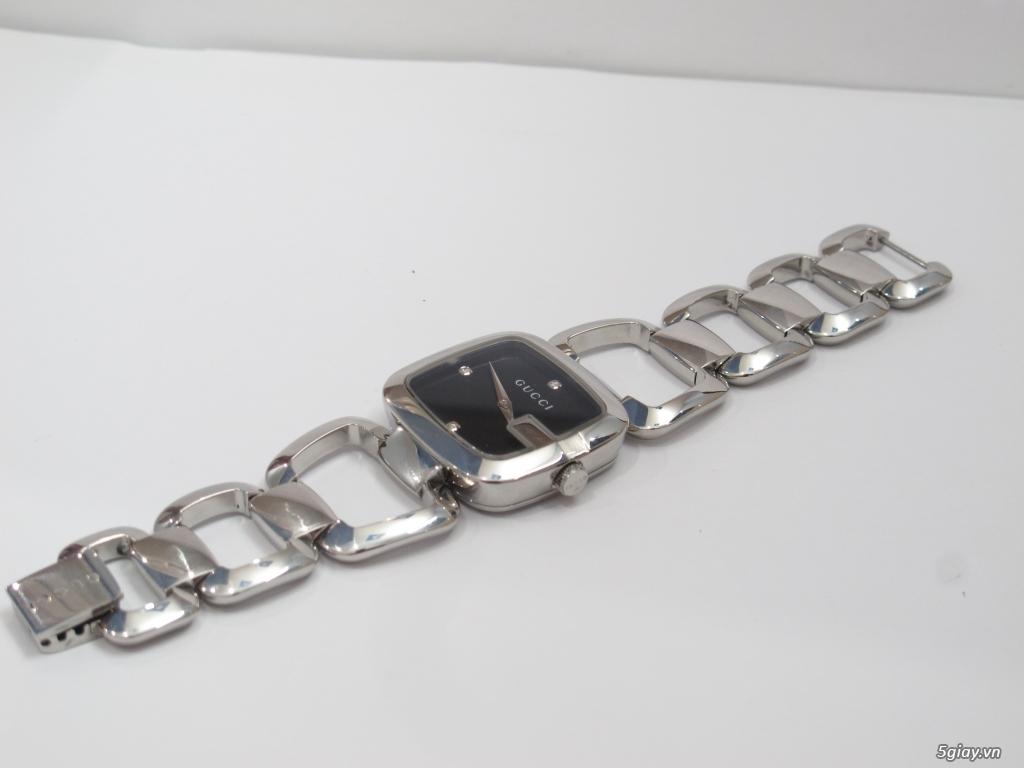 Đồng hồ guuuu Nữ mặt số đính kim cương giá bình dân - 8
