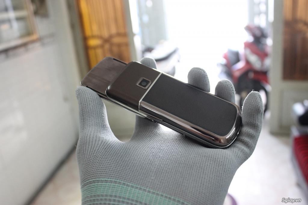 Chuyên Mua. Bán Vertu - Nokia 8800 - 6700 - 8600 luna. Chính hãng. - 14