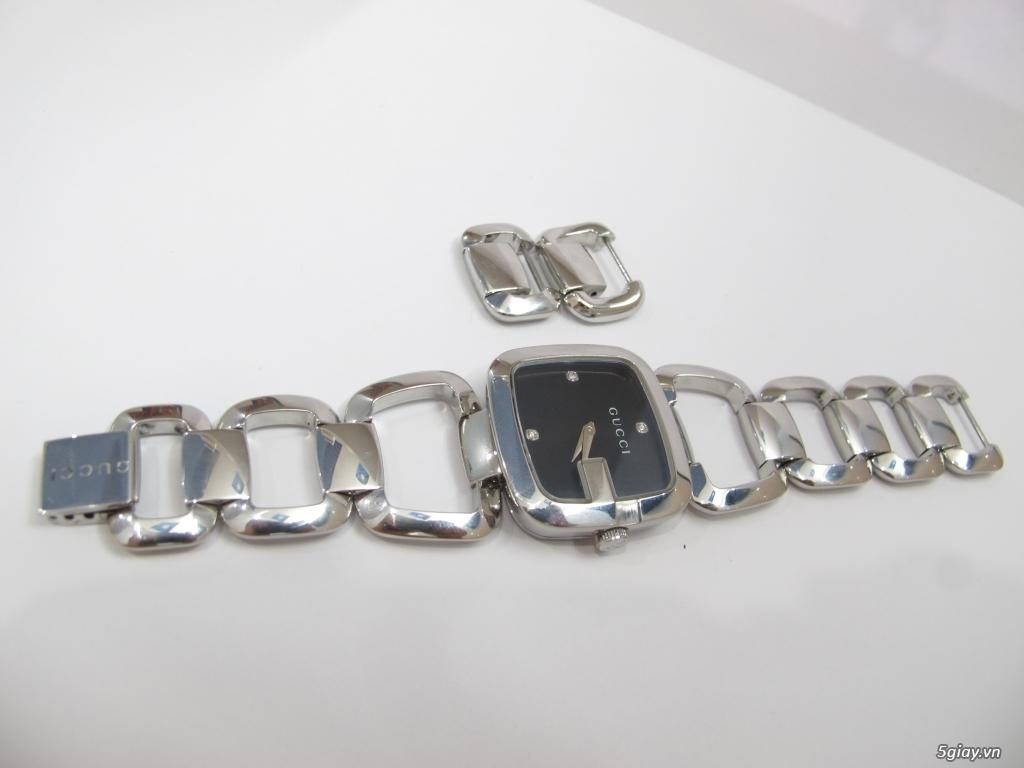 Đồng hồ guuuu Nữ mặt số đính kim cương giá bình dân - 15