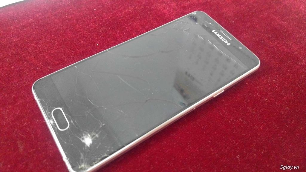 Bán xác Samsung Galaxy A5 2016, bị vỡ màn và HTC10