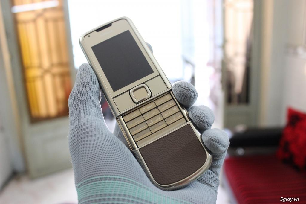 Chuyên Mua. Bán Vertu - Nokia 8800 - 6700 - 8600 luna. Chính hãng. - 9
