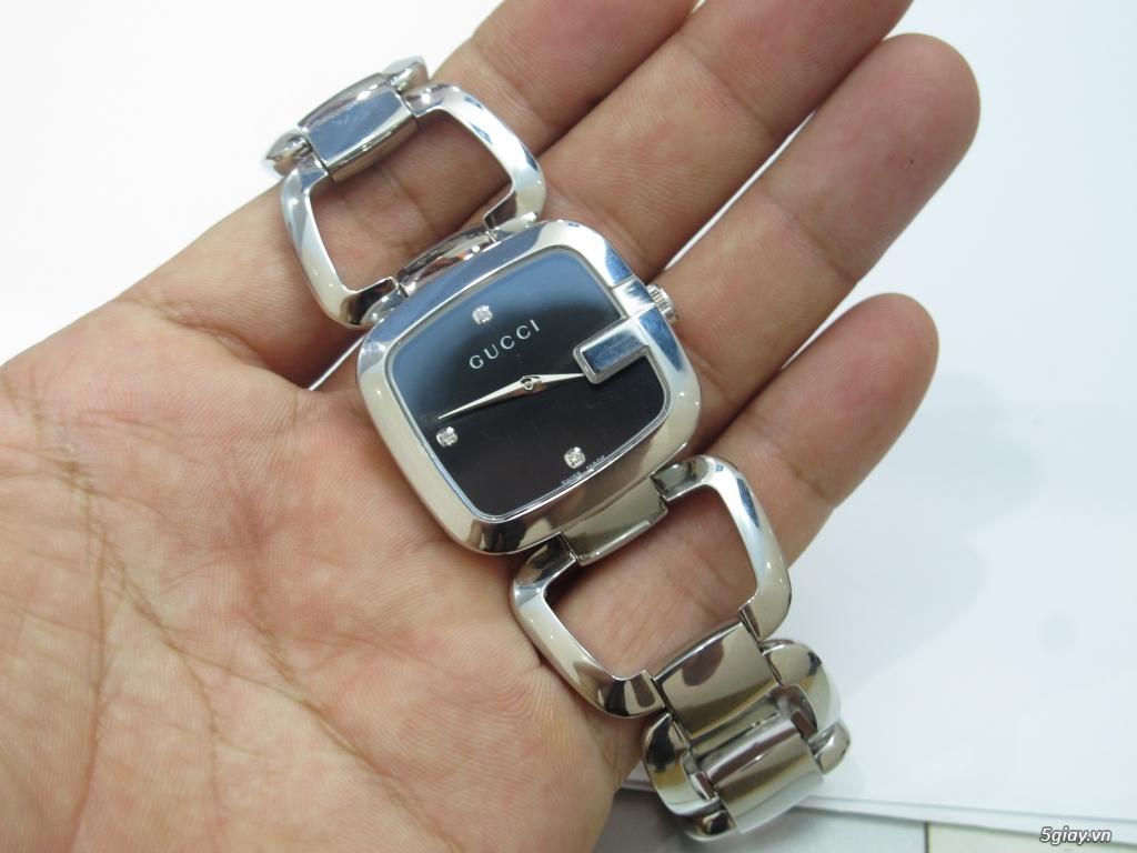 Đồng hồ guuuu Nữ mặt số đính kim cương giá bình dân - 2