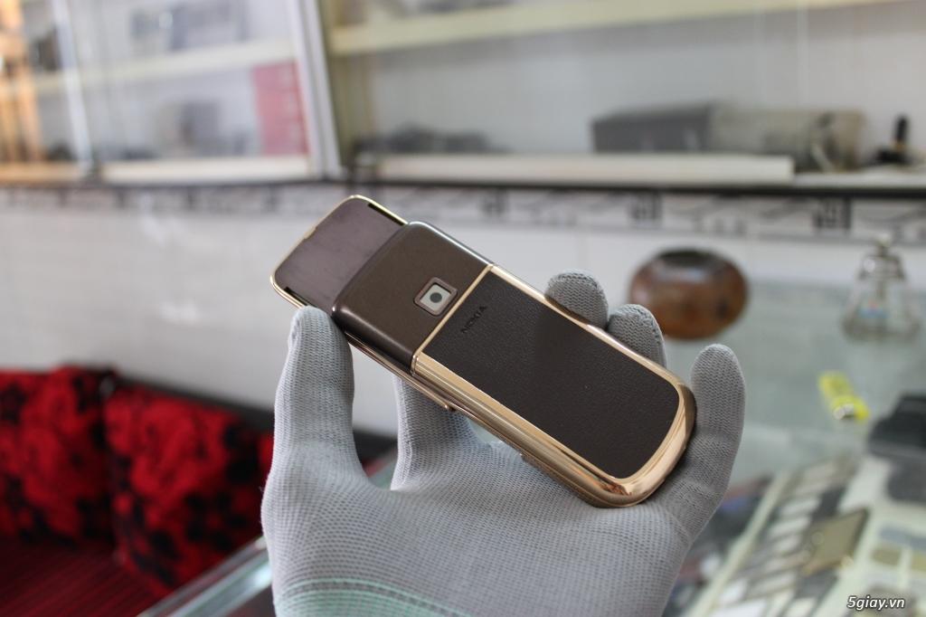 Chuyên Mua. Bán Vertu - Nokia 8800 - 6700 - 8600 luna. Chính hãng. - 19