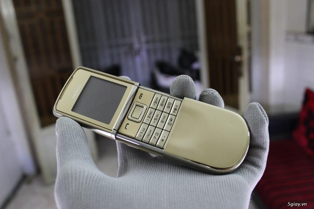 Chuyên Mua. Bán Vertu - Nokia 8800 - 6700 - 8600 luna. Chính hãng. - 22