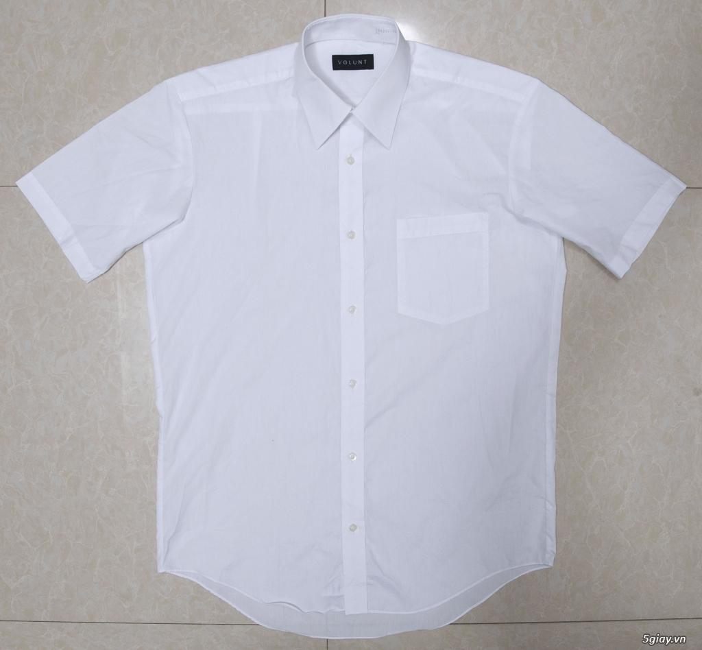 5 áo sơ mi trắng Japan chuẩn công sở mời anh em Bid khởi điểm 120k/ms ET 22h59' - 25/8/2019 - 7