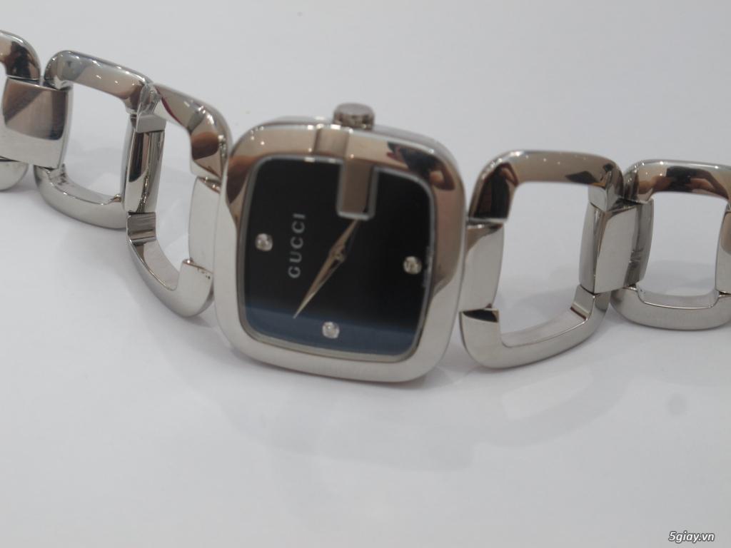 Đồng hồ guuuu Nữ mặt số đính kim cương giá bình dân - 5