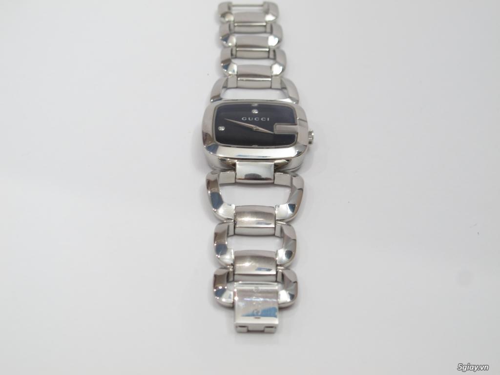 Đồng hồ guuuu Nữ mặt số đính kim cương giá bình dân - 6