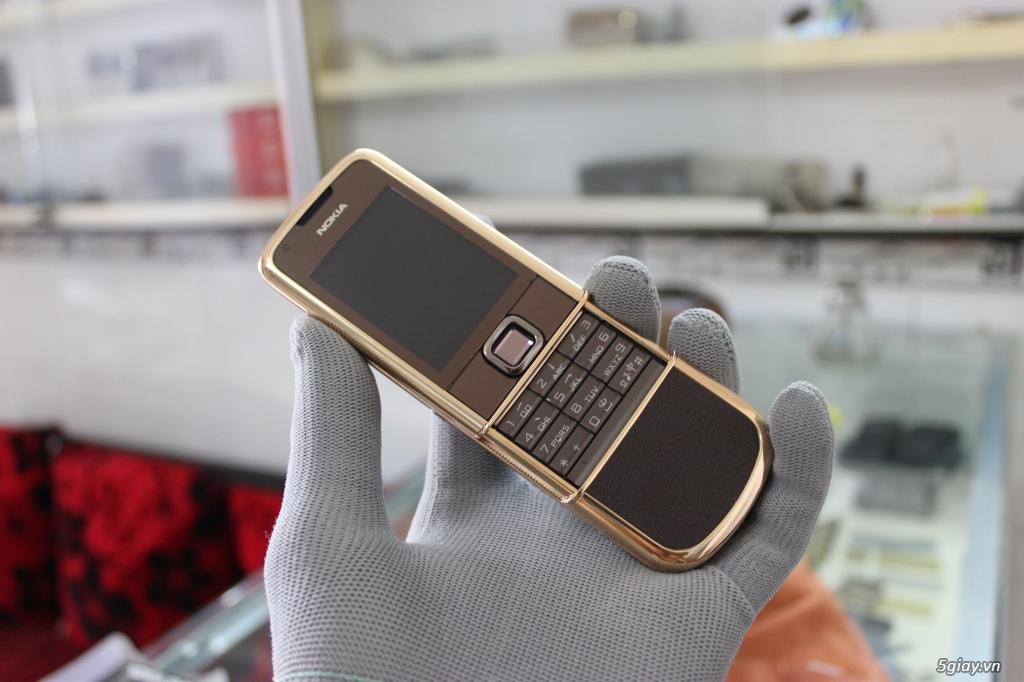 Chuyên Mua. Bán Vertu - Nokia 8800 - 6700 - 8600 luna. Chính hãng. - 20