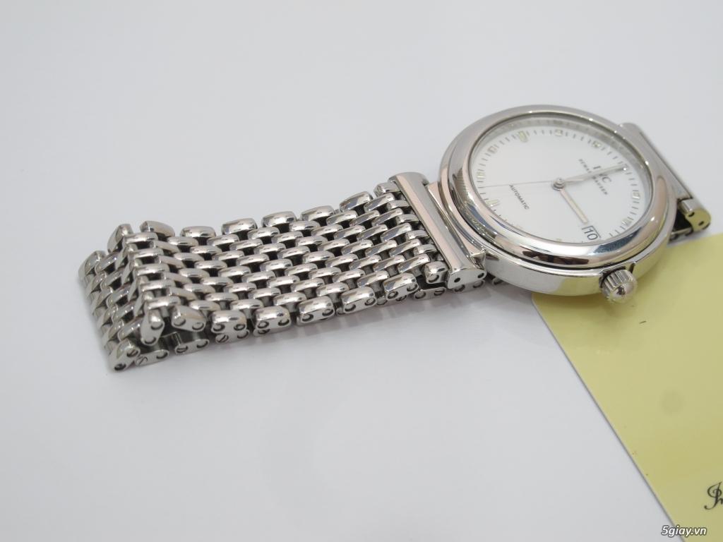 đồng hồ IWC schaffhausen automatic fullbox hộp thẻ - 3