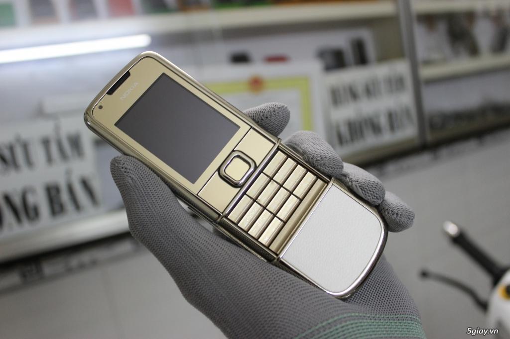 Chuyên Mua. Bán Vertu - Nokia 8800 - 6700 - 8600 luna. Chính hãng. - 10