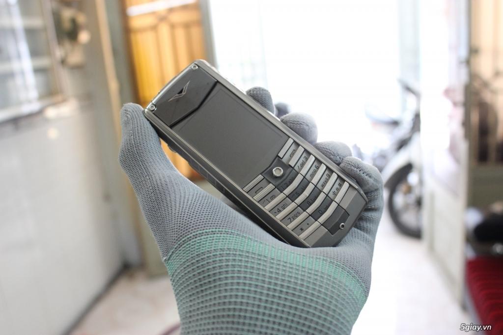 Chuyên Mua. Bán Vertu - Nokia 8800 - 6700 - 8600 luna. Chính hãng. - 2