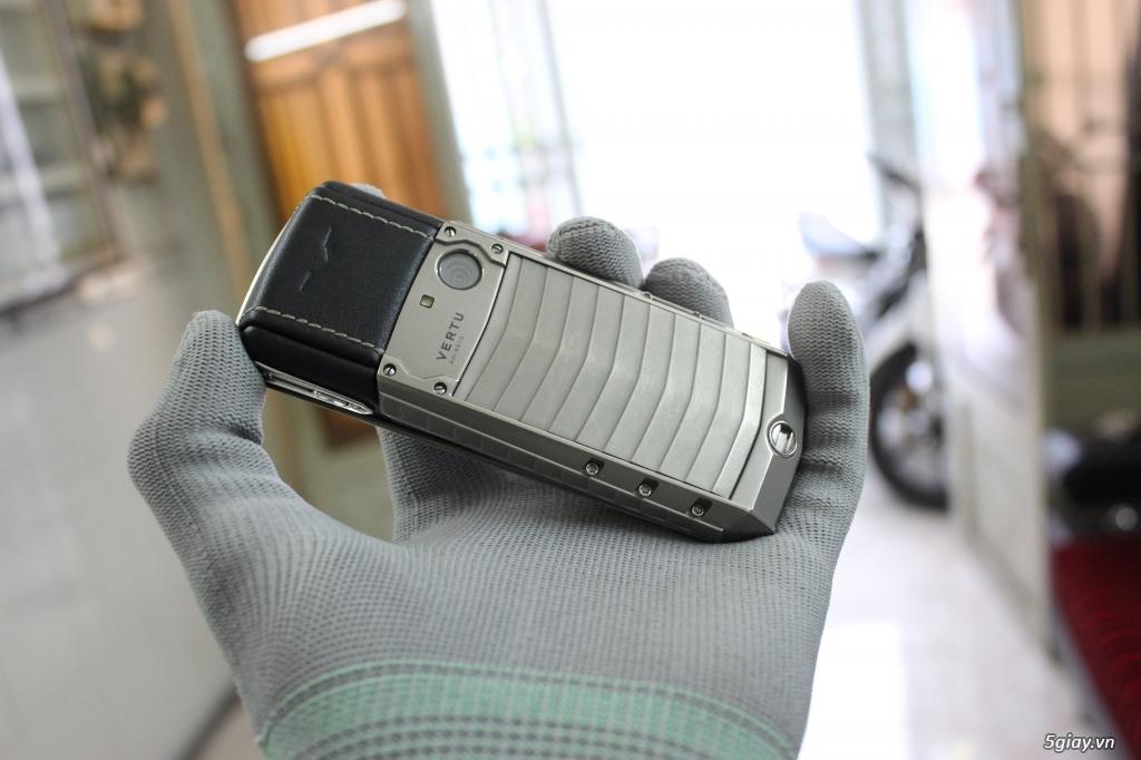 Chuyên Mua. Bán Vertu - Nokia 8800 - 6700 - 8600 luna. Chính hãng. - 3