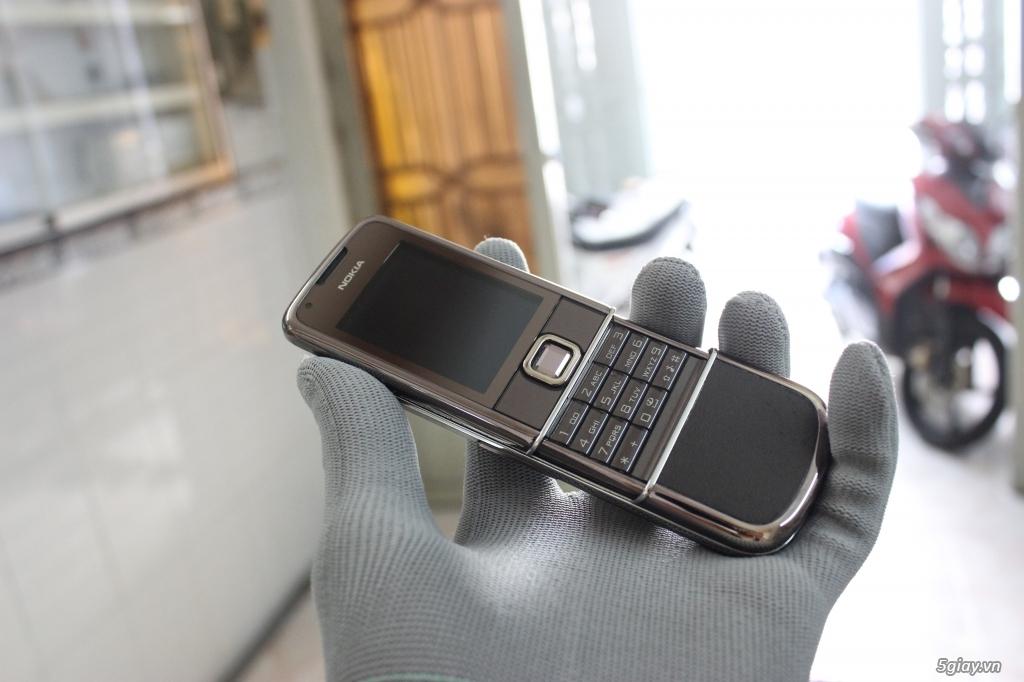 Chuyên Mua. Bán Vertu - Nokia 8800 - 6700 - 8600 luna. Chính hãng. - 13